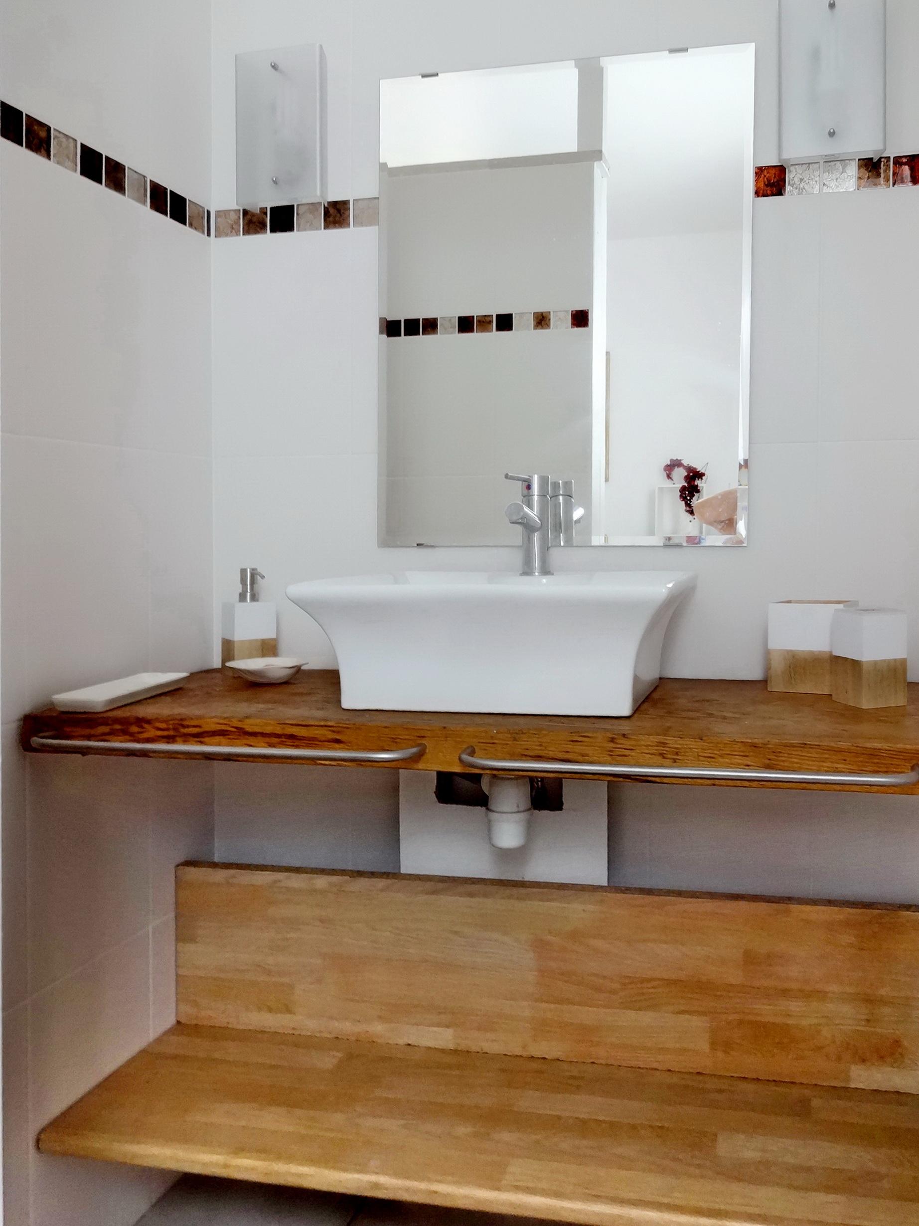 Chambres et salles de bain domaine de l 39 avance for Chambre et salle de bain